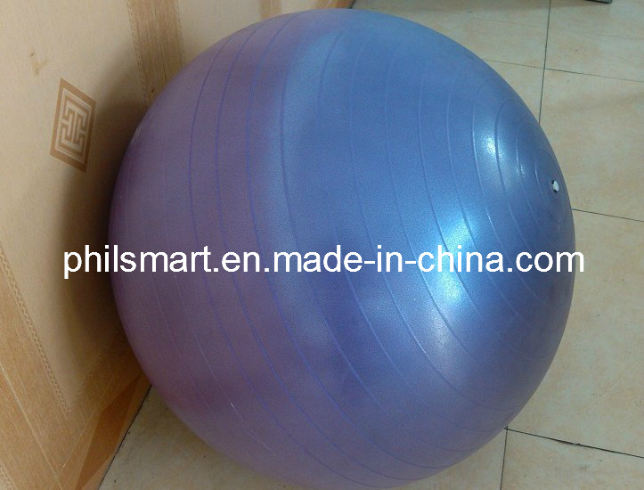 Anti-Burst Pilates Balance Stability Exercise Ball (PHB-99016)