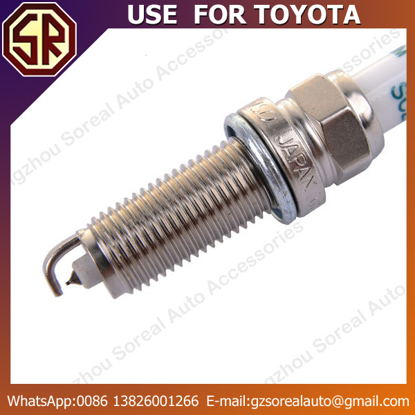 Use for Toyota OEM 90919-01184 K20r-U11 Denso Iridium Spark Plugs