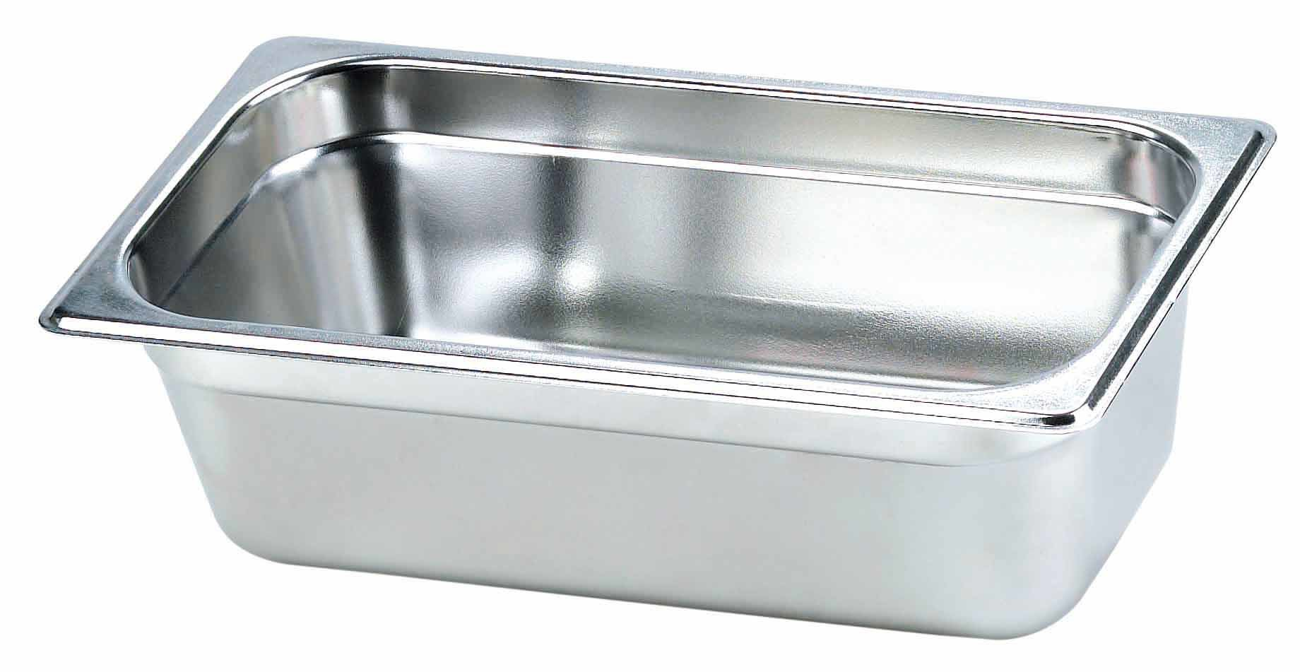 Stainless Steel Gastronorm Pan 1/3, 100 (YG13-4CT)
