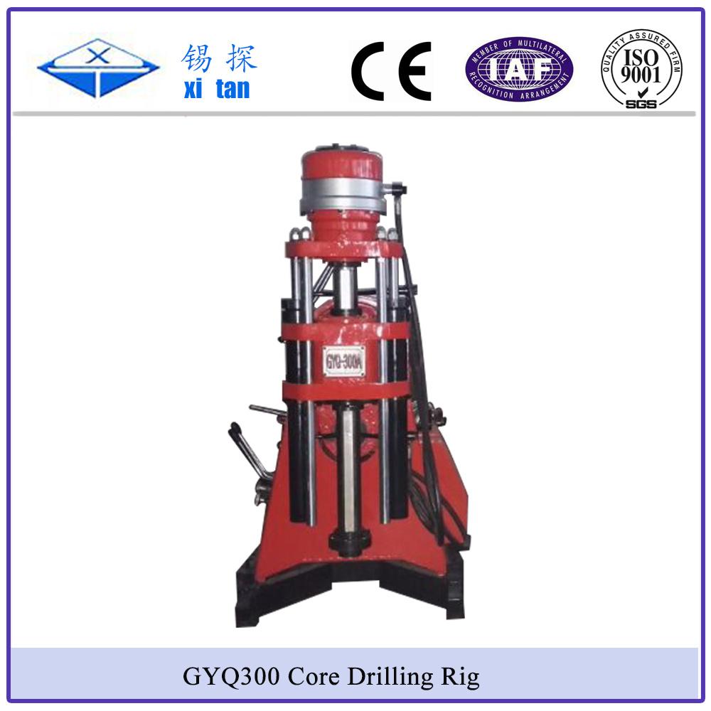 Xitan Gyq300 Core Exploration Drilling Rig Core Drilling Machine Mining Drill Soil Investigation Survey Drill Rig