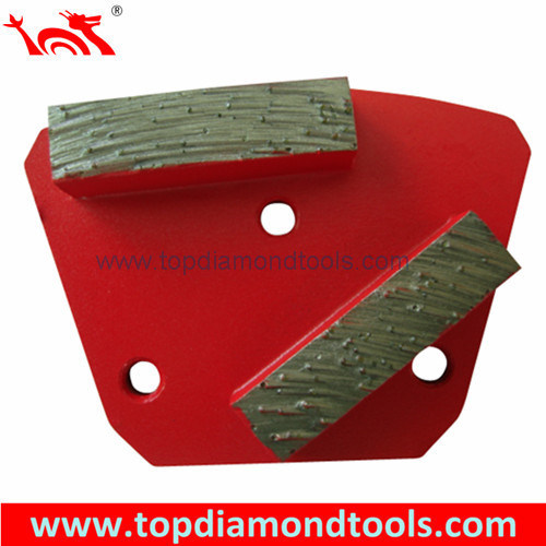 Diamond Grinding Shoes for Concrete Floor