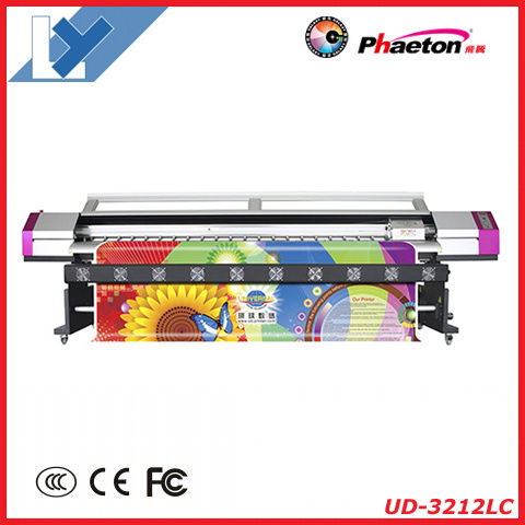 Phaeton/Galaxy Brand, 3.2m Eco Solvent Printer Ud-3212LC, Most Stable! (UD-3212LC)