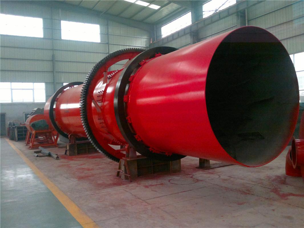 Coal Slime Drying Equipment of Rotary Drum Dryer