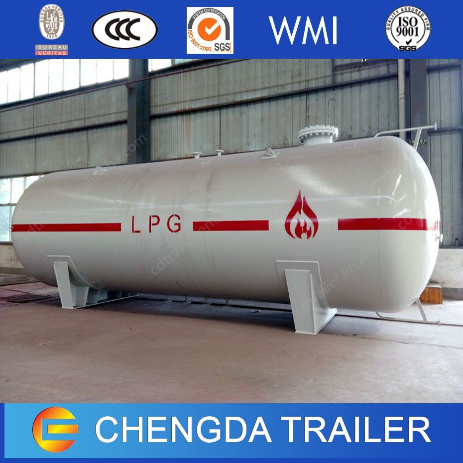 China Manufacturer LPG Gas Storage Pressure Tank for Sale