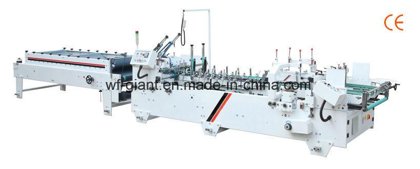 Fully Automatic Corrugated Paper Folder Gluer (GTHB-1050)