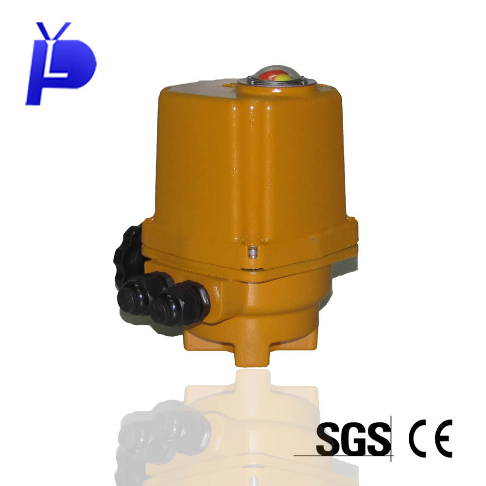 Al Alloy Body Multi-Function Valve Actuator