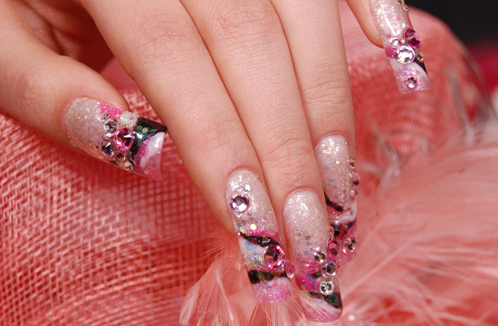 Color Nail Art