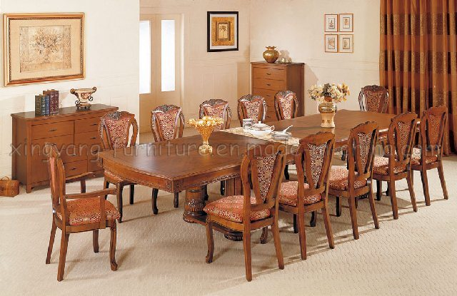 China dining table dining furniture living room for 108 inch dining room table