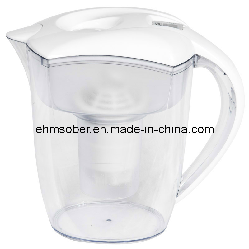 Model New Filter Alkaline Water Pitcher (Filter mix Carbon and Energy)