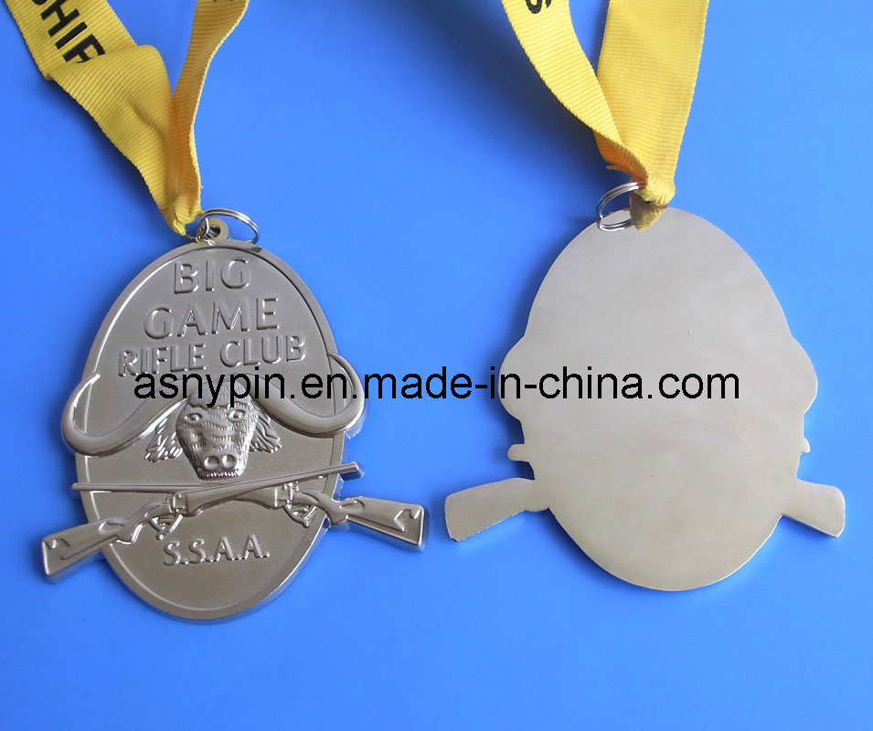3D Die Cast School Gold Medals (AS-CZ-MM-0608001)
