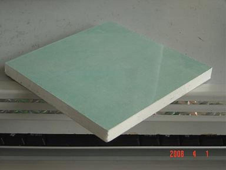 Water Resistant Drywall : China water resistant gypsum board proof