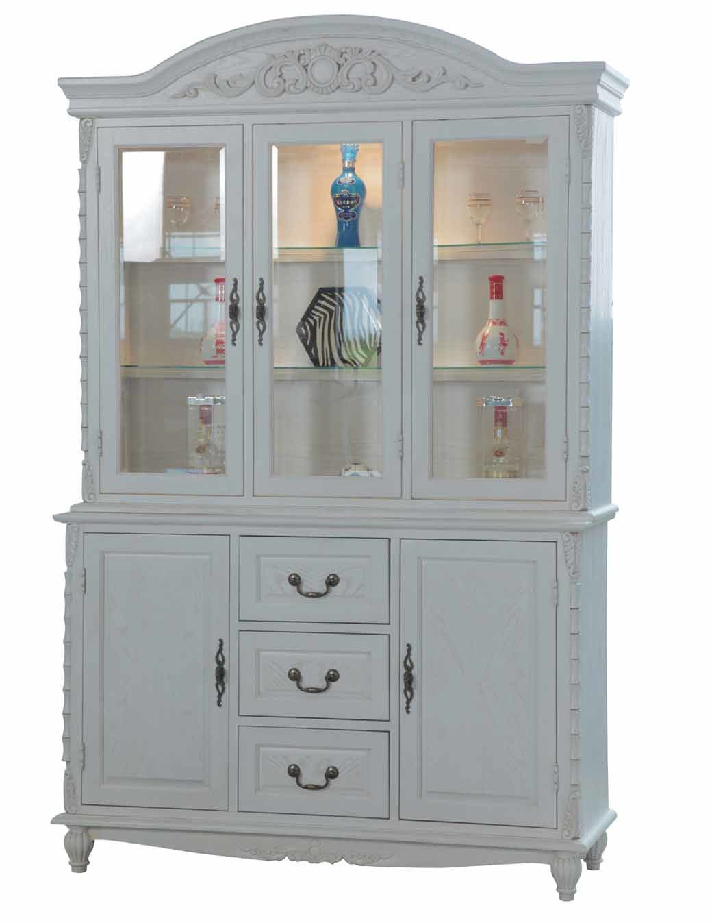 China Solid Wood Cabinet China White Solid Wood Cabinet