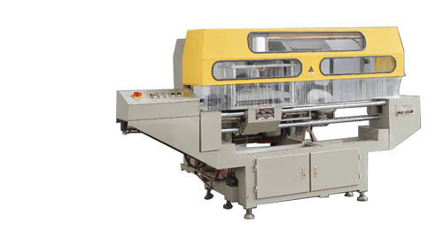 Kt-313G Aluminum Curtain Wall Multi-Function End Milling Machine