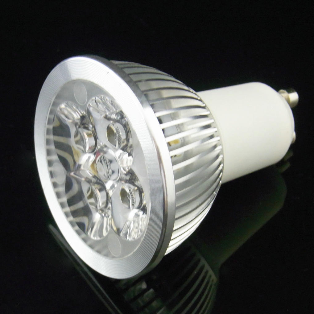 china 4 1w gu10 led spotlight replace halogen 36w china led spotlight led spotlight bulbs. Black Bedroom Furniture Sets. Home Design Ideas