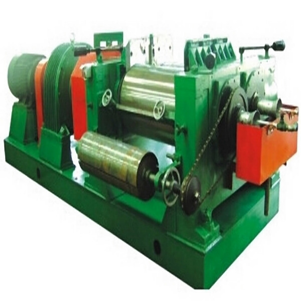 Used Tire Reclaimed Rubber Machine / Rubber Sheet Making Machine