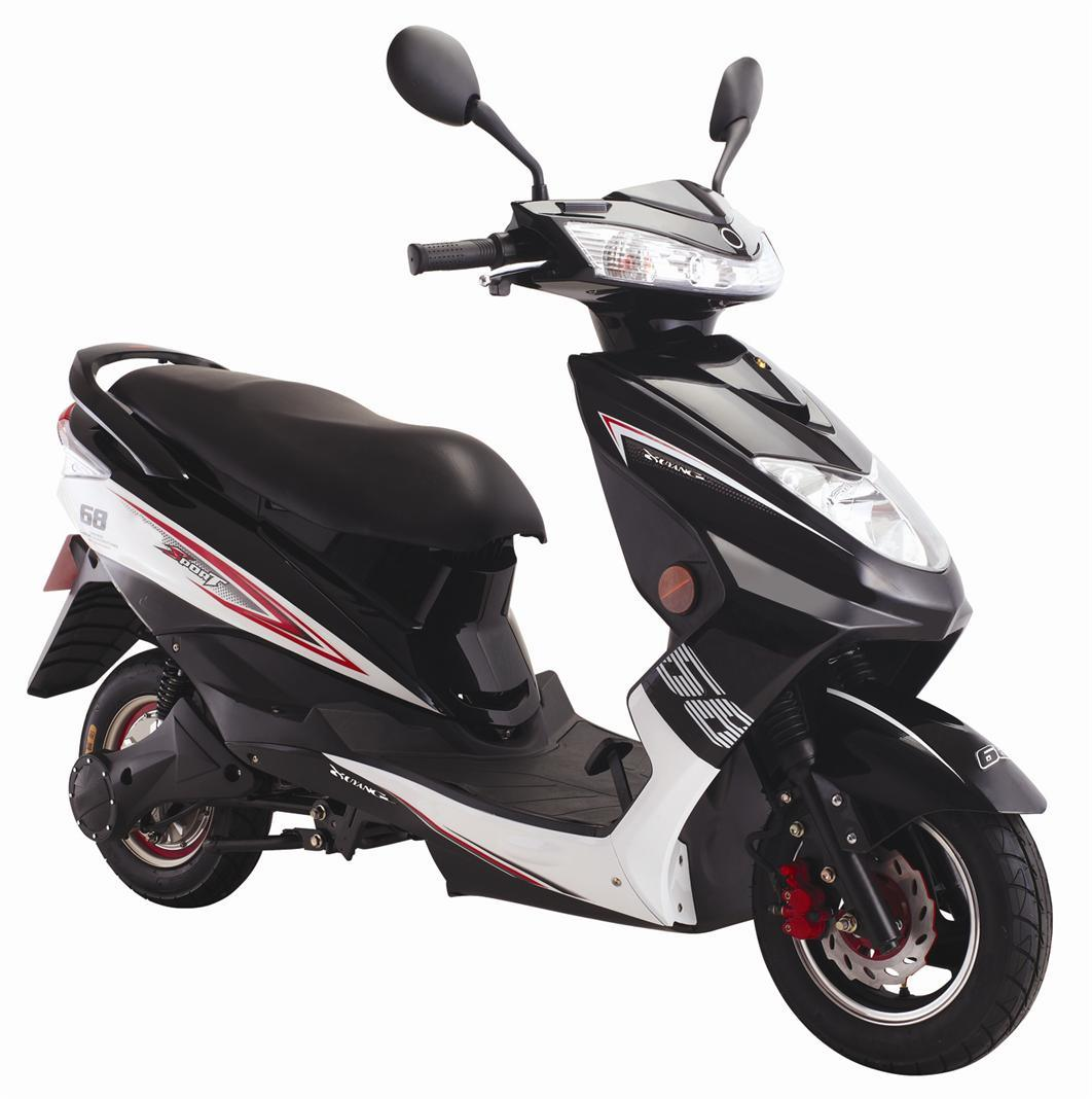 Electric Motor Scooter Product