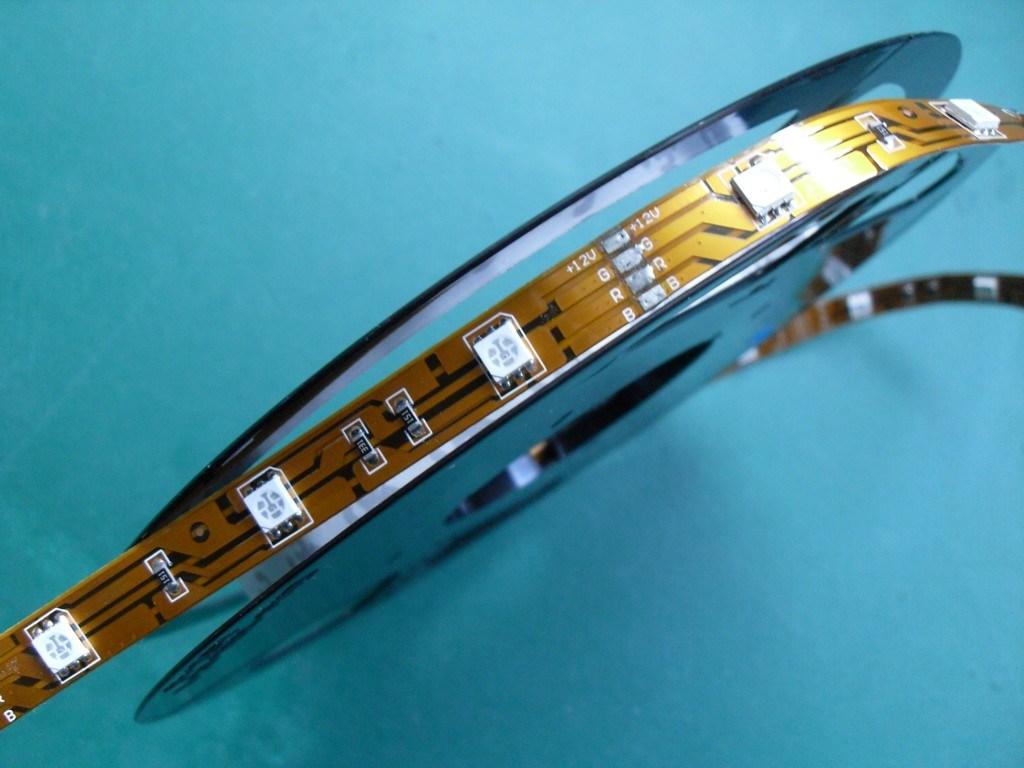 Flexible LED Stripe/ LED Stripe/LED Waterproof Stripe Light