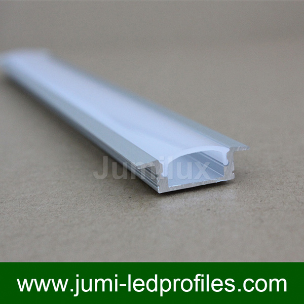 Recessed LED Extrusions Channel for LED Tape Light