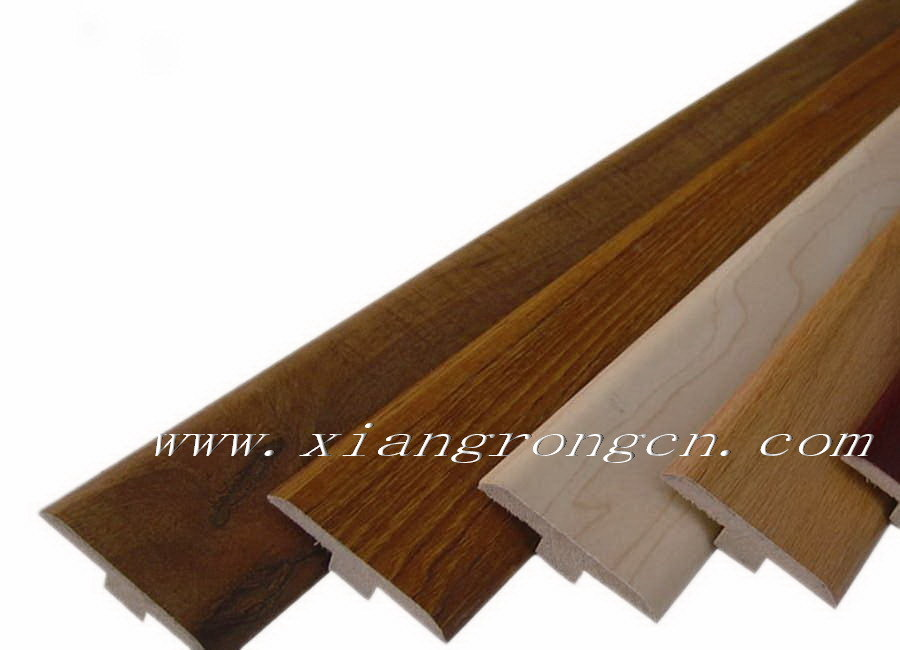 China laminate floor moulding t moulding profile china for Floor profile