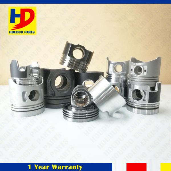 Diesel Engine Piston for Engineering Machinery Machine