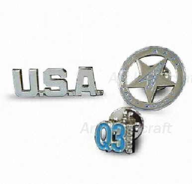 Metal Customized Badge (AB1326)