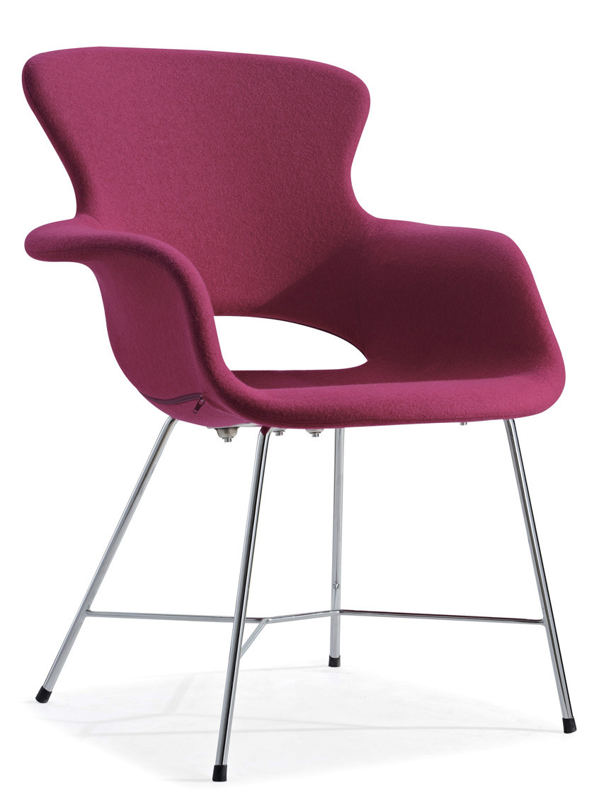 Eames Saarinen Organic Armchair Replica