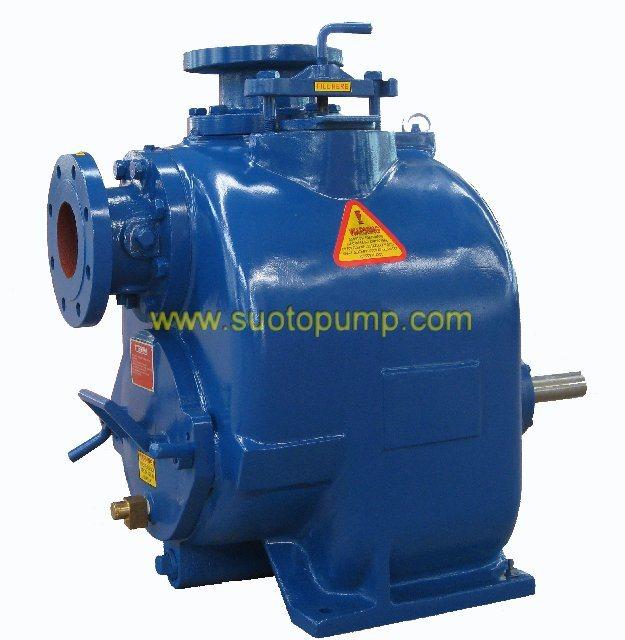 Self-Priming (Self Priming) Centrifugal Trash Water Pump (T, U, Super T)
