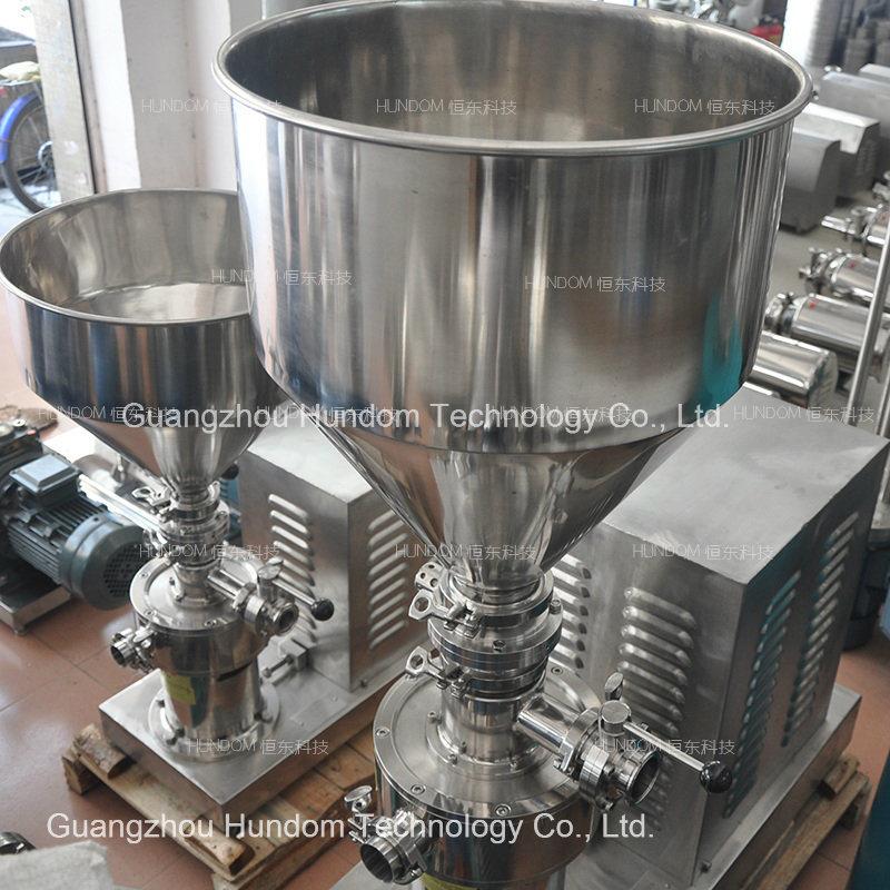 Food Grade Powder and Liquid Mixer