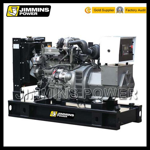 100kw Weifang Ricardo Engine Electric Diesel Power Generator Set with ATS Soundproof Type