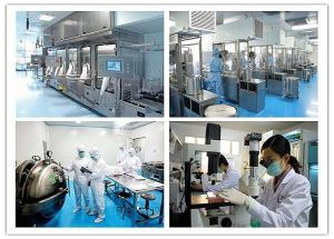 High Quality Body Building Polypeptide Sermorelin (2mg/vial)