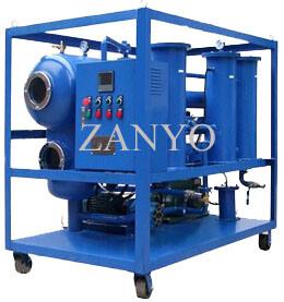 Zyt-10 Vacuum Turbine Oil Purification Machine