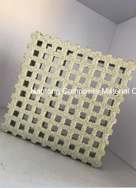 FRP Micro Mesh Grating 40X40-8X8/Fiberglass Grating Molded