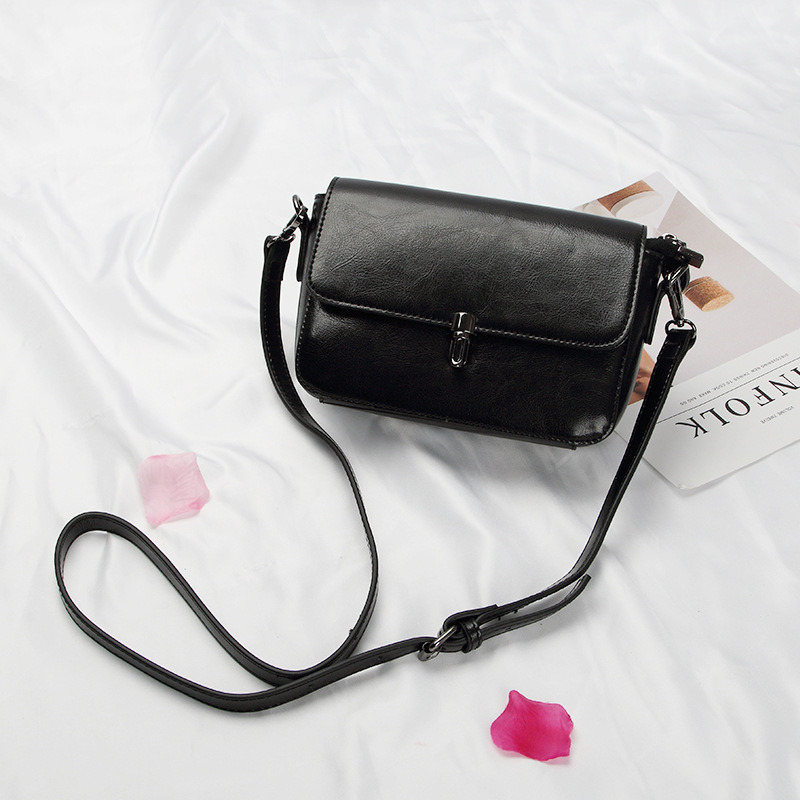 Al90043. Shoulder Bag Handbag Vintage Cow Leather Bag Handbags Ladies Bag Designer Handbags Fashion Bags Women Bag