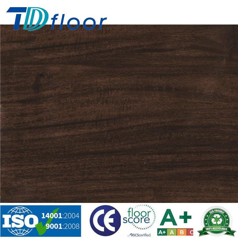 Indoor WPC Vinyl Plank Flooring Wood Look