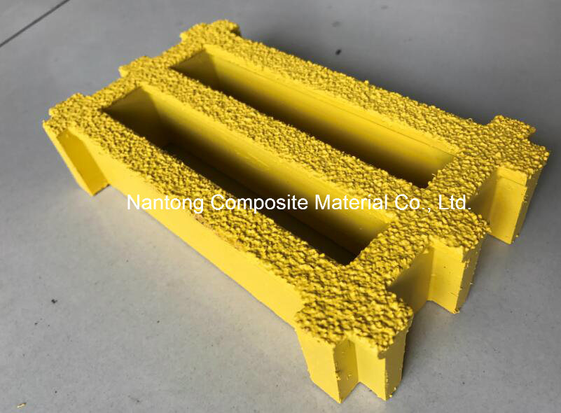 FRP Heavy Duty Grating/High Load Molded Grating/GRP