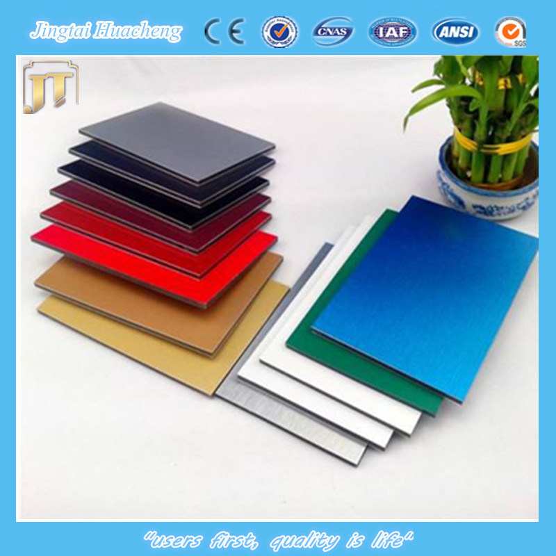 High Quality B1 A2 Grade Aluminum Composite Panels