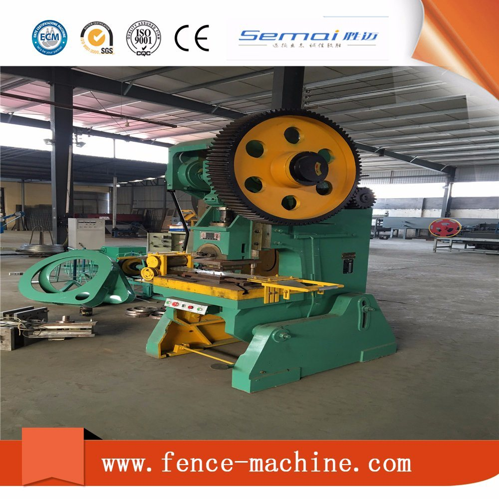 Full Automatic Razor Barbed Wire Fence Making Machine