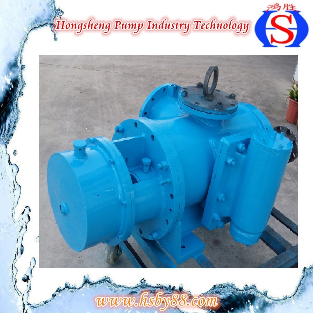 Double Screw Chemcial Pump with Factory Price