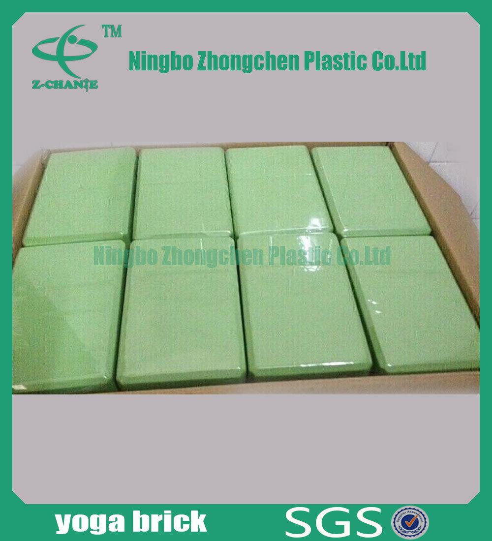 High Quality EVA Foam Yoga Block Eco-Friendly Natural Yoga Block