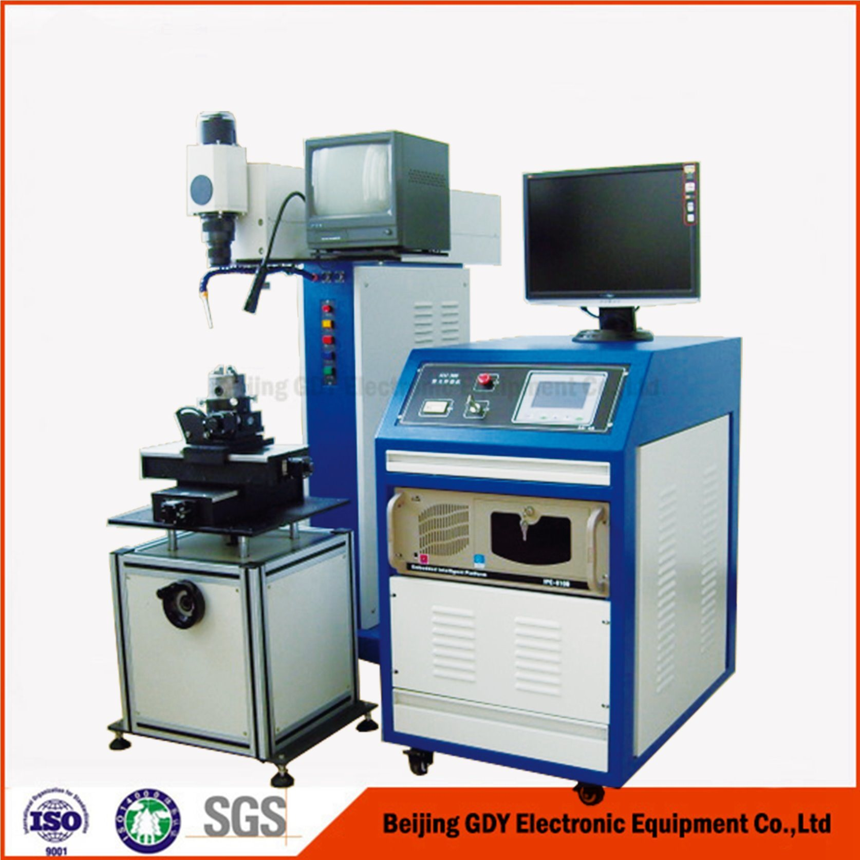 Dedicated Laser Welding Machine for Diaphragm