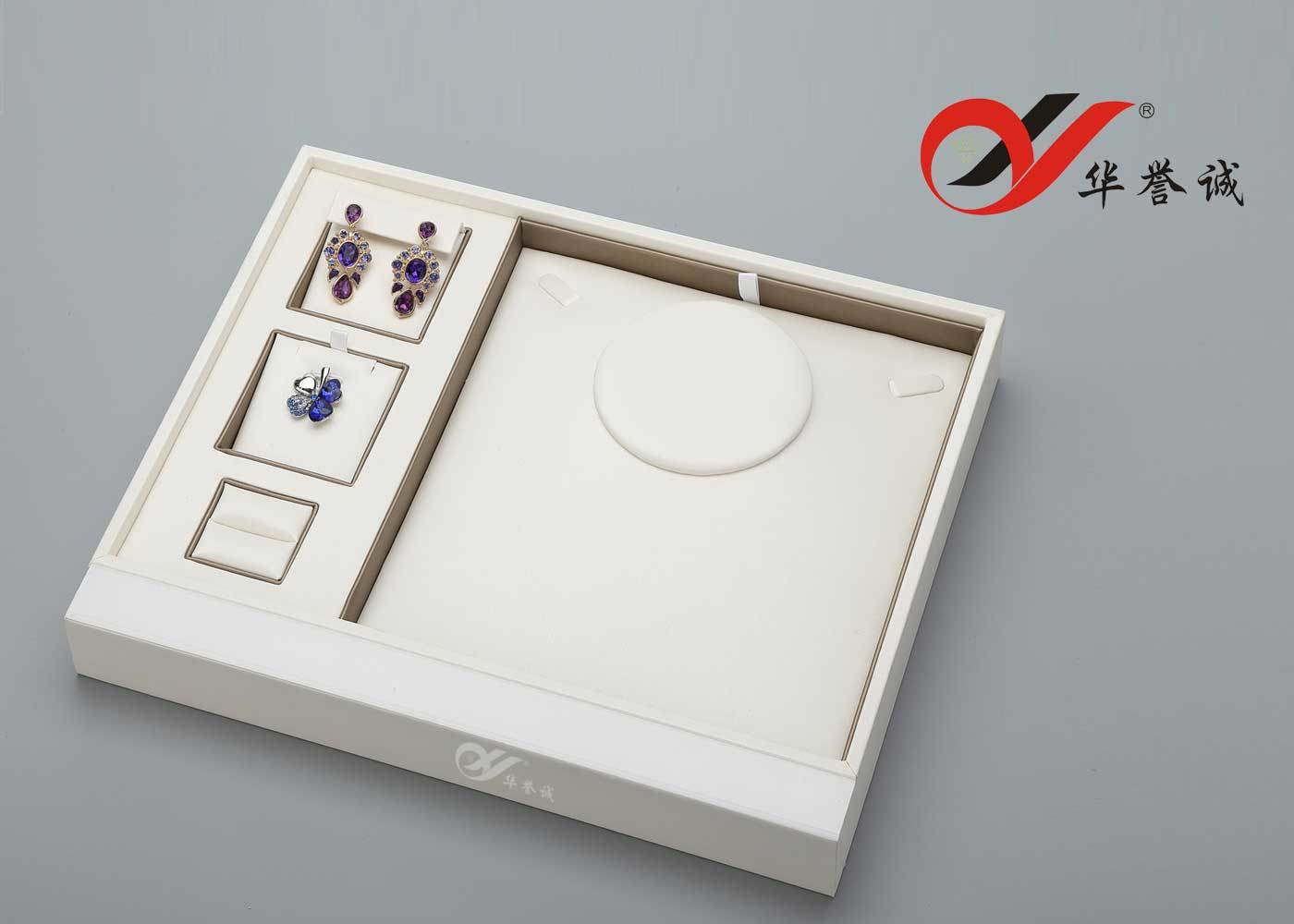 Multifunction Jewelry Display Tray for Pendant, Ring, Earring