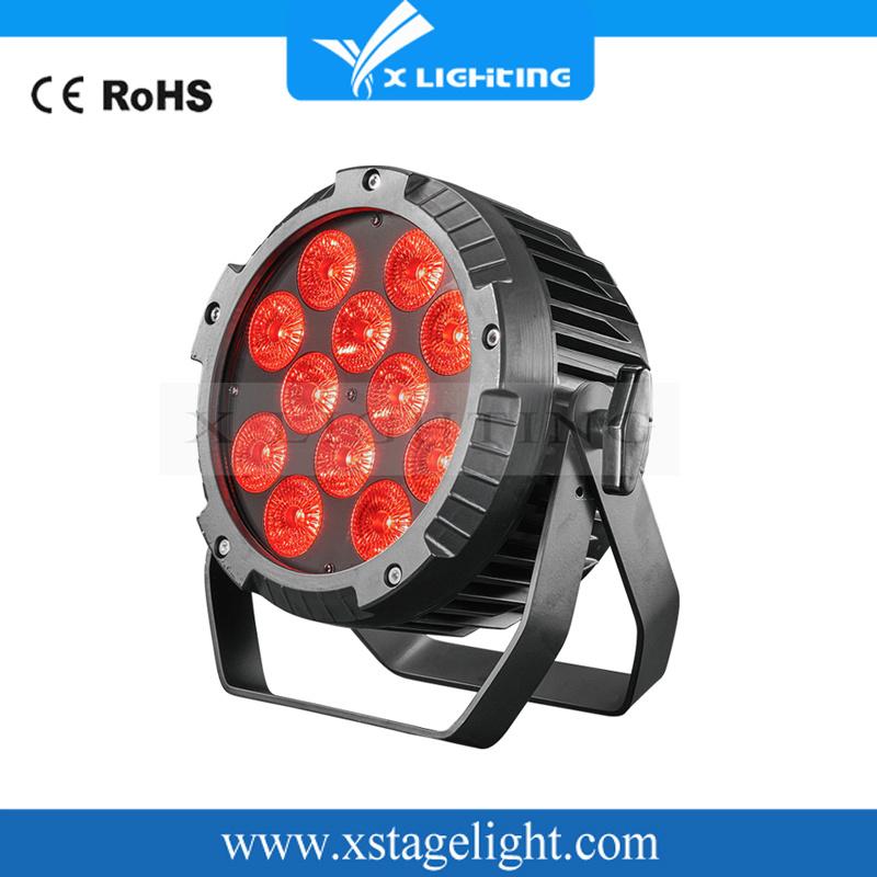 Cheap Price Waterproof 12PCS RGB LED PAR Light