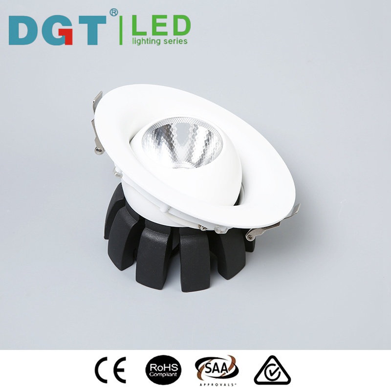 Fashion Design CRI90 High Lumen Output Adjustbale 50W LED Spotlight
