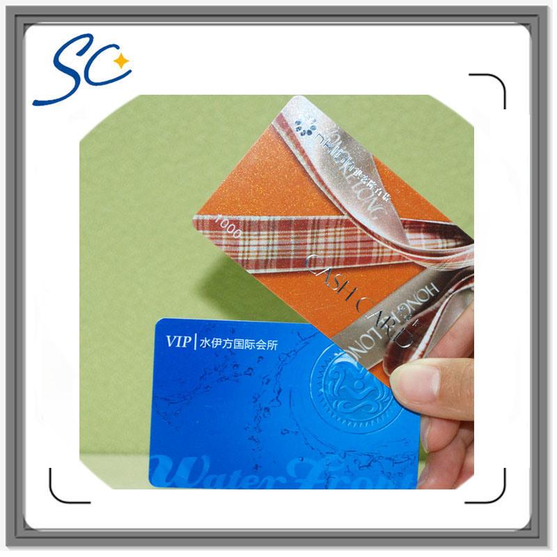 Plastic PVC Card Printing