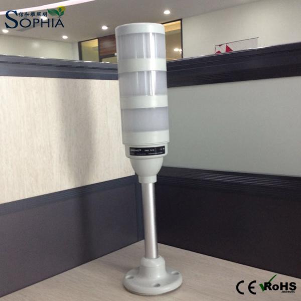 New Waterproof LED Tower Light, Warning Light, Alarm Light