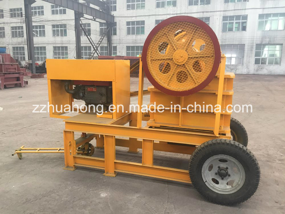 Flexible Operation Jaw Crusher, Jaw Stone Crusher, Jaw Crusher Plant