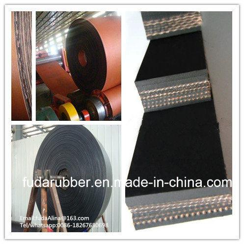 ISO Standard Tear Resistant Nylon Coal Mine Conveying Rubber Belt Conveyor Belt