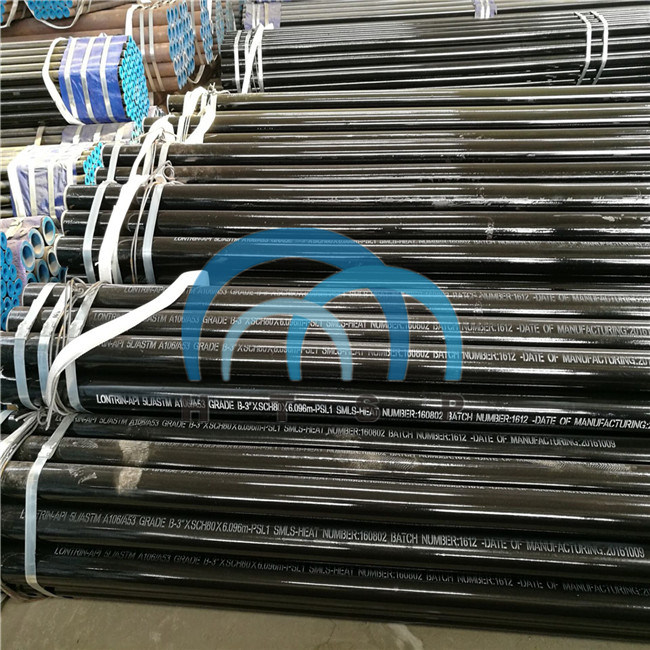 JIS G3441 JIS G3445 Cold Drawn Steel Pipe for Ring