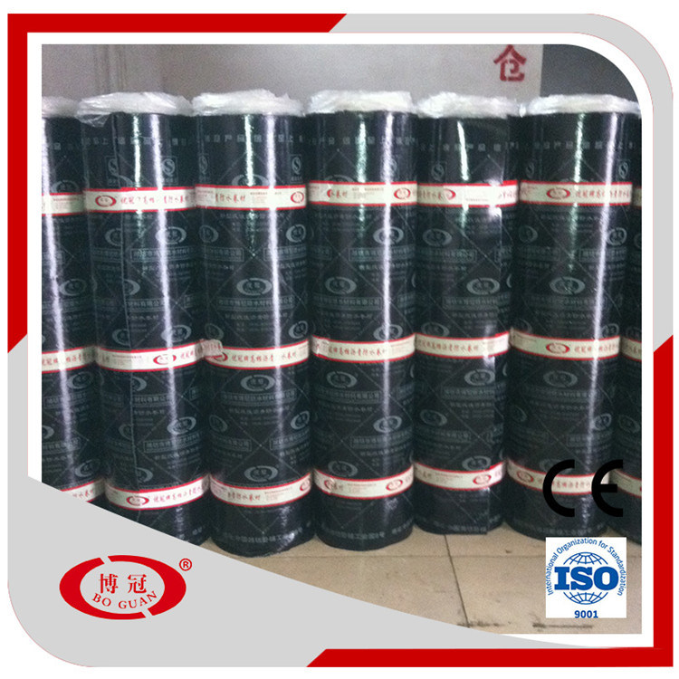 Sbs/APP Waterproofing Membrane Roll for Roofing