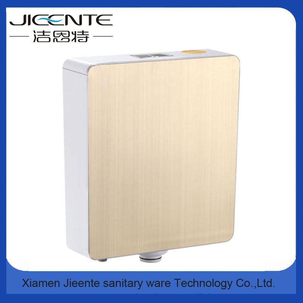 Jet-108 Bathroom Accessory Customized Printing Plastic Water Tank
